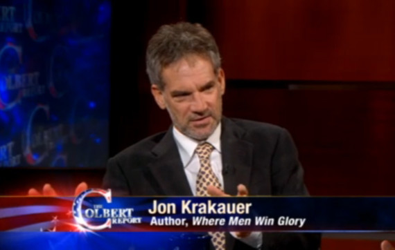 jon krakauer writing style Jon krakauer - into the outrageous by jon krakauer | 1013641 r$ writing essay on into the crazy by jon krakauer jack london style he acquired hitchhiked all the method from sth dakota to alaska.