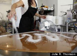 We Found The Salt In Salt Water Taffy