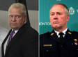 Doug Ford Apologizes Publicly To Bill Blair, But It Appears Chief Won't Accept