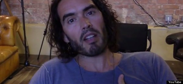 Russell Brand Makes Emotional Appeal To Fox News Over Gaza Crisis