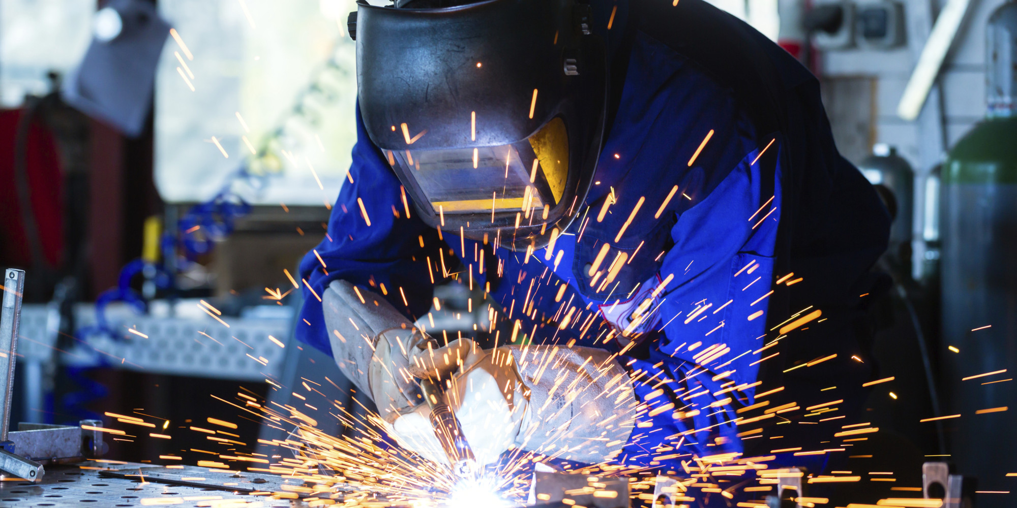 How Welding Fixed More Than Metal