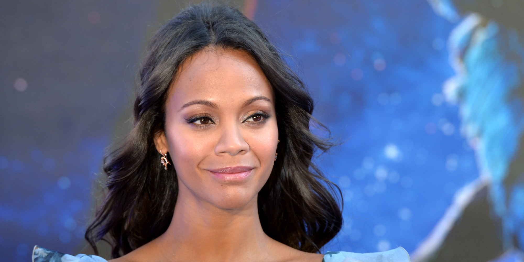Zoe Saldana Defends Britney Spears After AutoTune Controversy