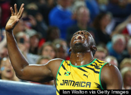 'And I Would Walk 500 Miles...' Bolt Dances To The Proclaimers BEFORE Taking Gold