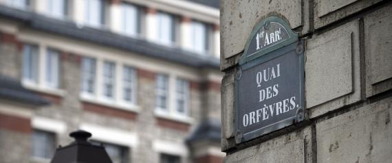 36 QUAI DES ORFEVRES PARIS