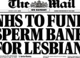 Mail On Sunday Sperm Bank For Lesbians Story Sparks Glorious #AddForLesbiansToAHeadline On Twitter
