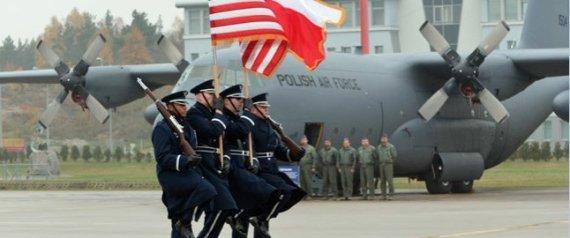 NATO EXERCISES IN POLAND