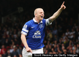 Naismith Wins Evertonians Hearts Buy Buying Tickets For Unemployed Fans