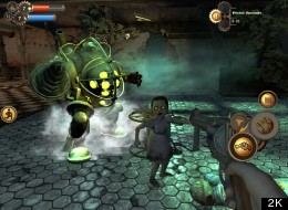 BioShock Is Launching On iPhone And iPad