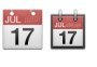 calendar emojis
