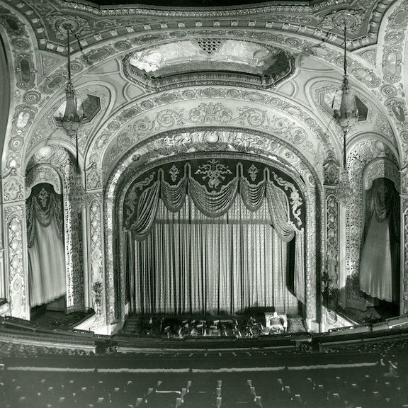 How A Historic Movie Palace Became America S Most Unusual