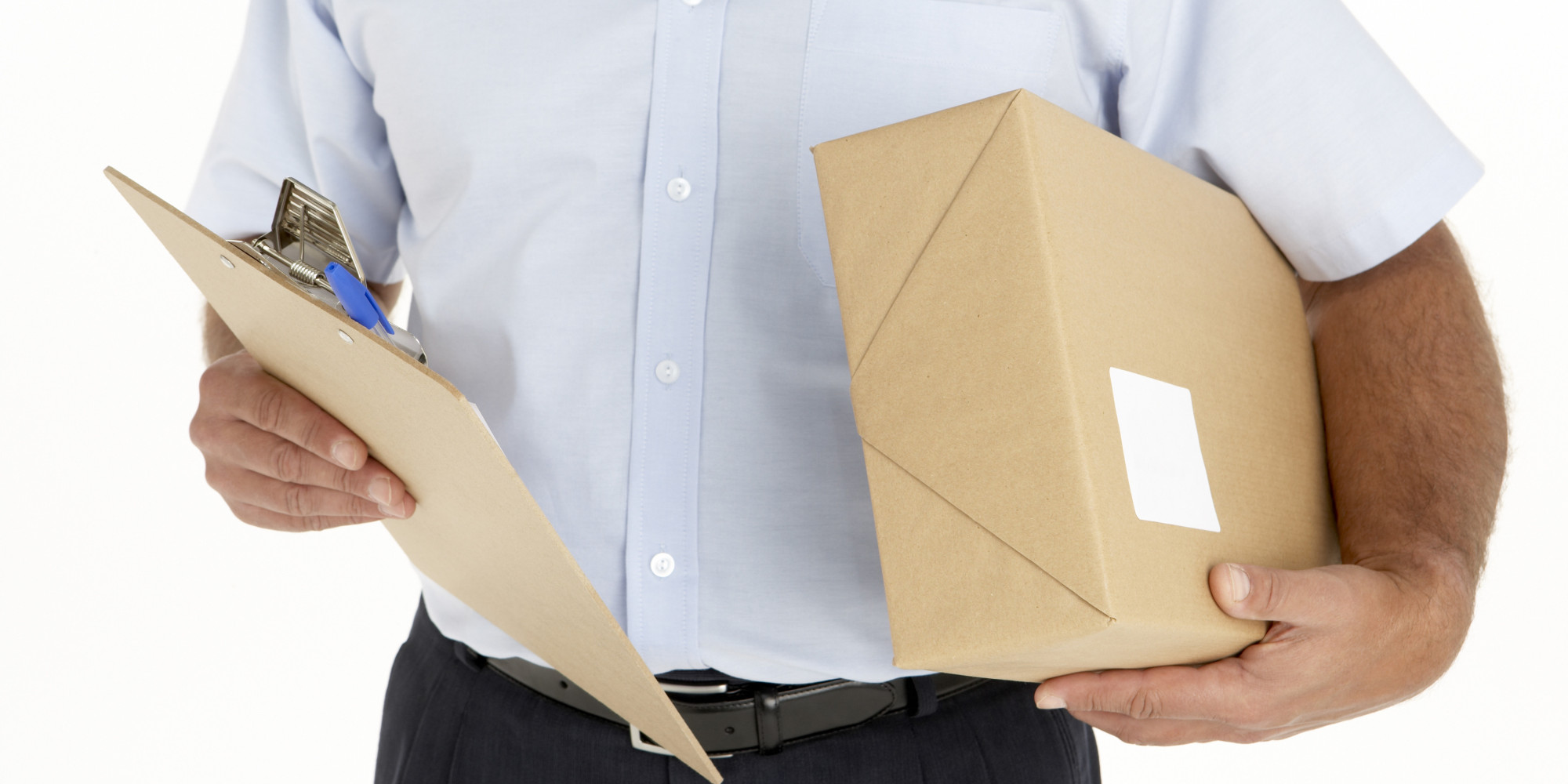 Dude, Where's my Package?   The Huffington Post