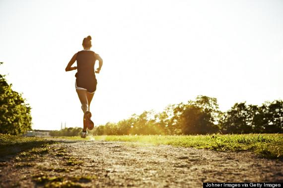 run outside
