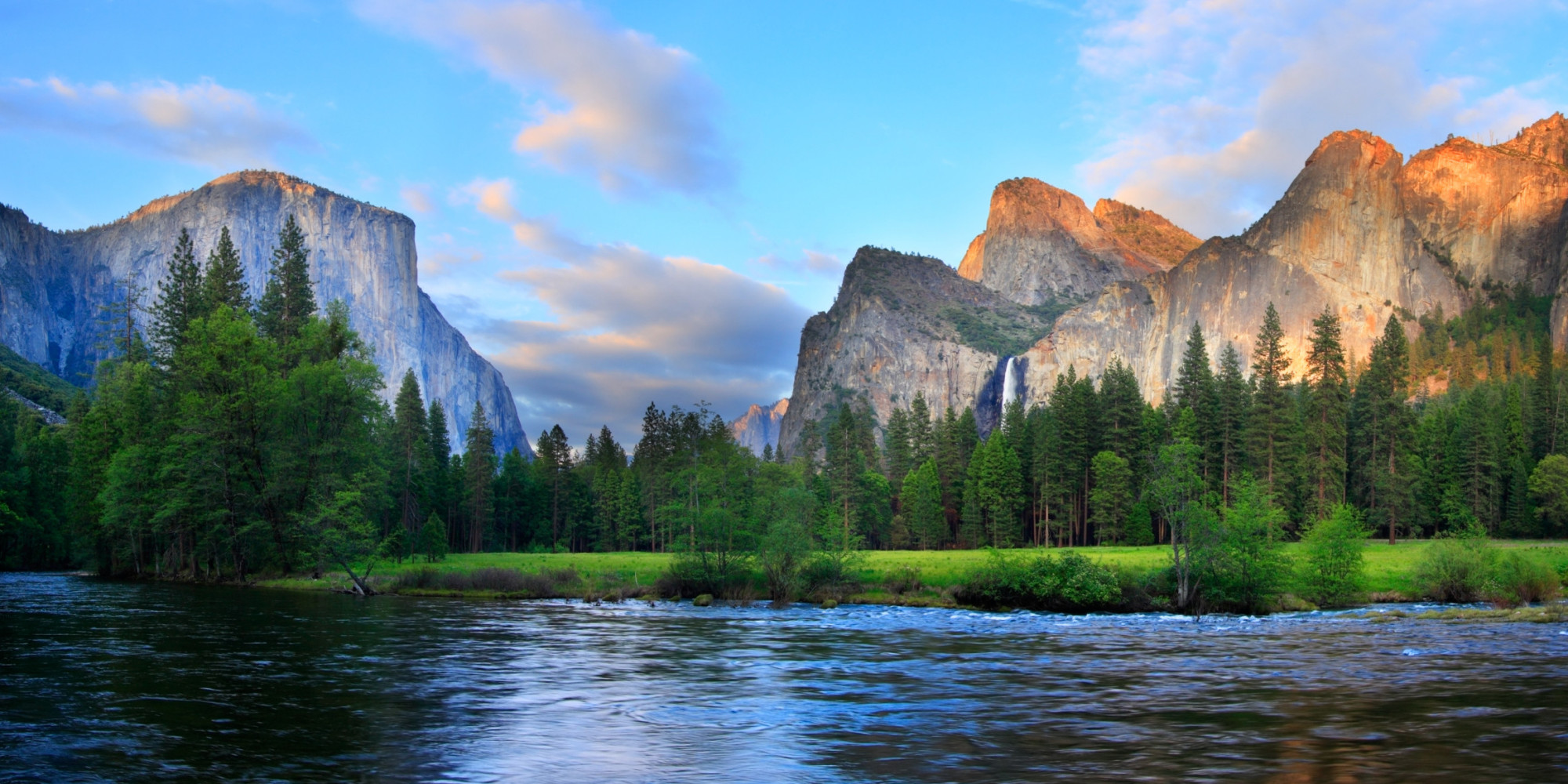 Yosemite and the First National Park | HuffPost