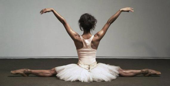 Marvelous 17 Ballet Icons Who Are Changing The Face Of Dance Today Huffpost Hairstyles For Men Maxibearus