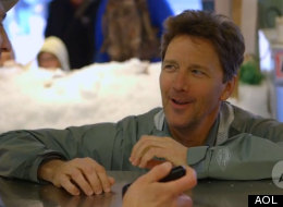 Andrew McCarthy Interviews A Seattle Fishmonger