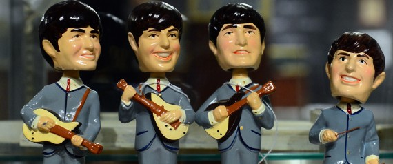 beatles toy