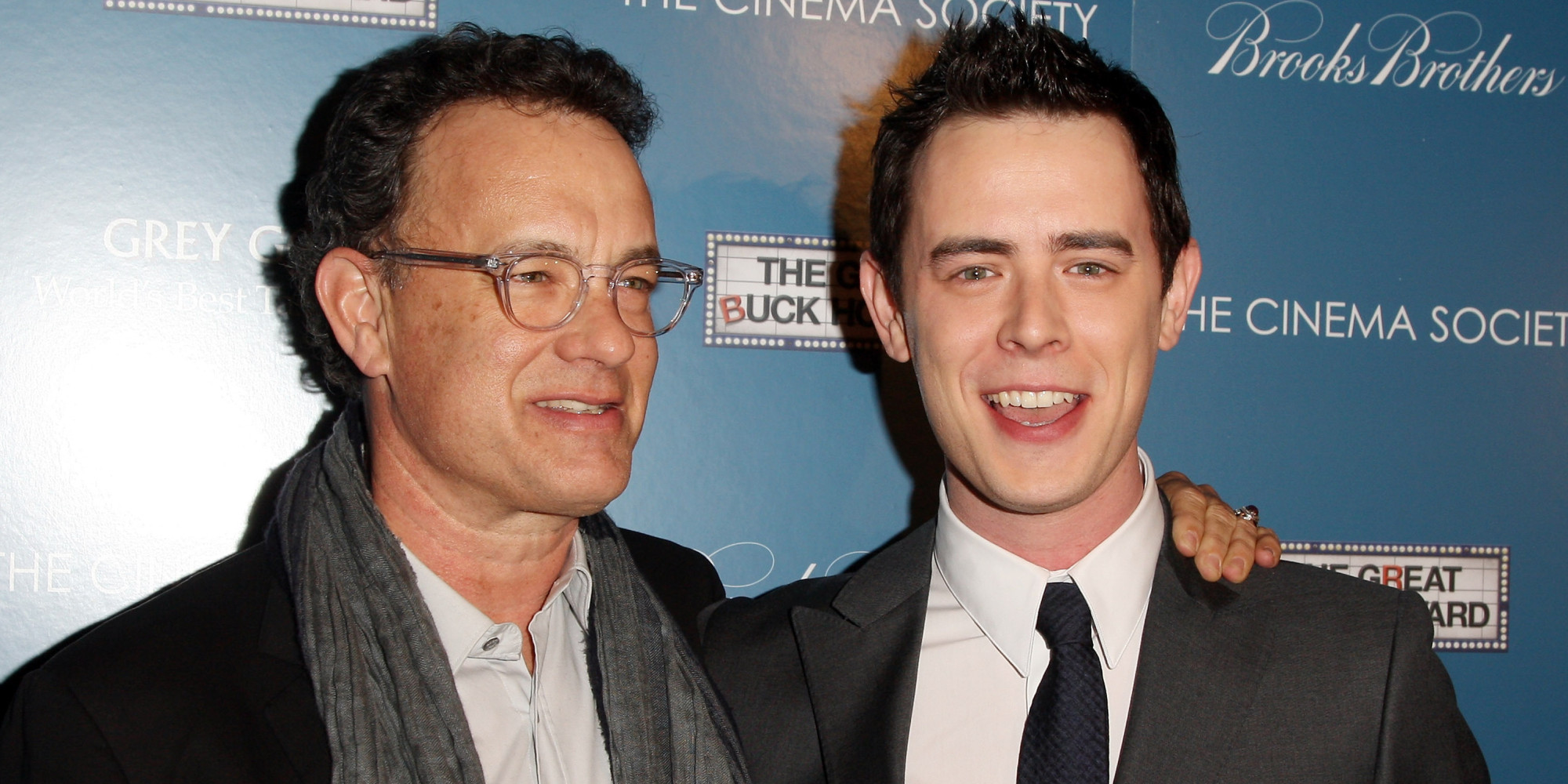 Why Actor Colin Hanks Doesn't Talk Show Biz With His Dad