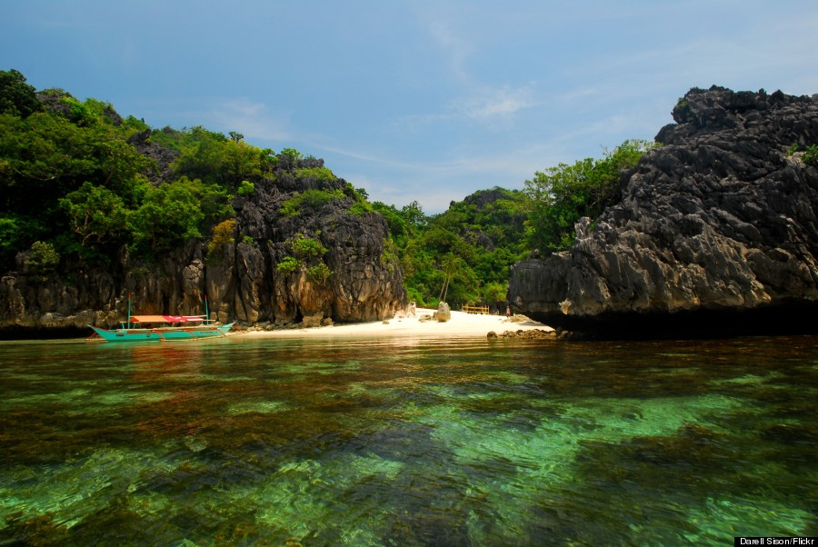 caramoan peninsula camarines sur