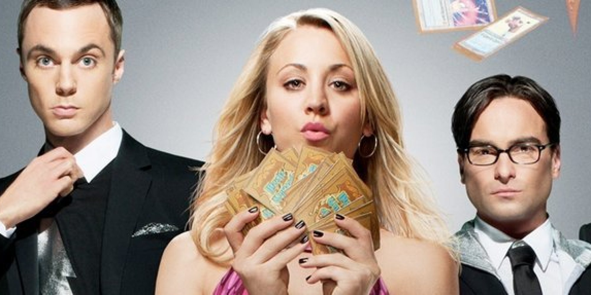 The Big Bang Theory - A quoi ressemblent les acteurs