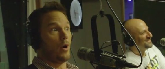 CHRIS PRATT EMINEM FORGOT ABOUT DRE