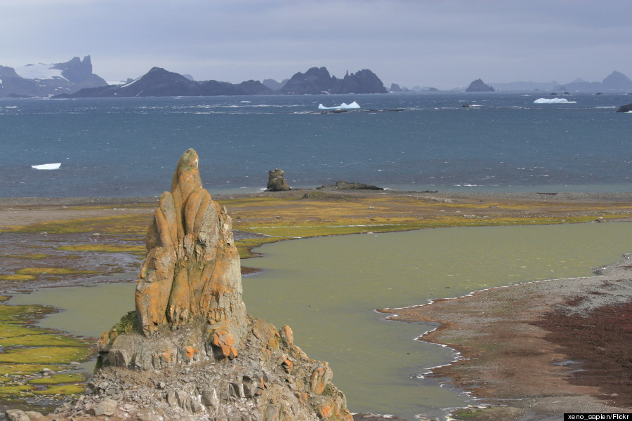 barrientos island an
