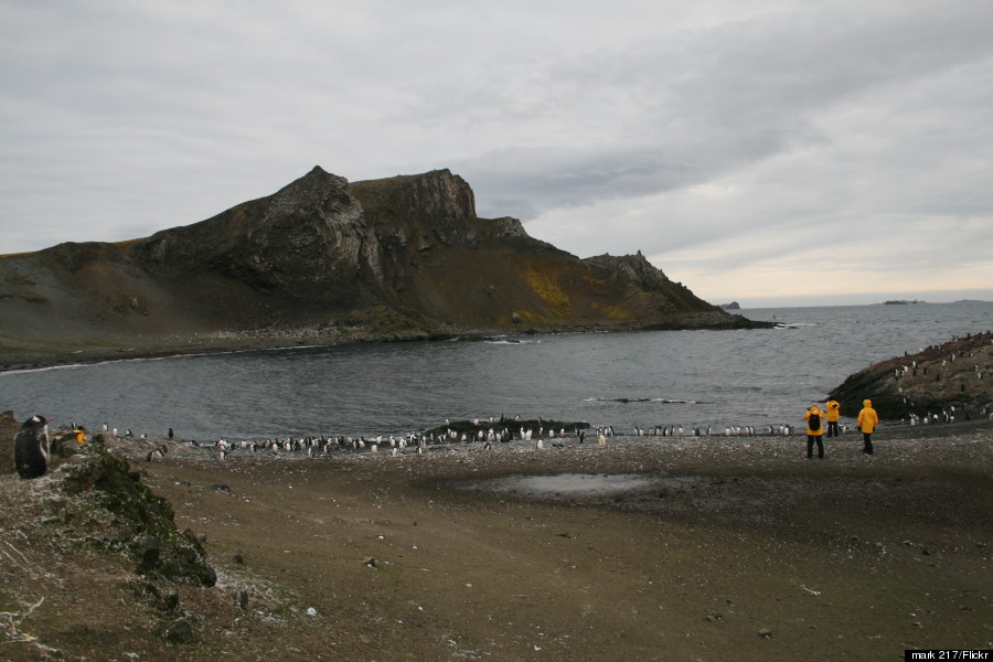 barrientos island