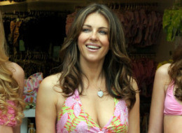 Elizabeth Hurley Breast Implants