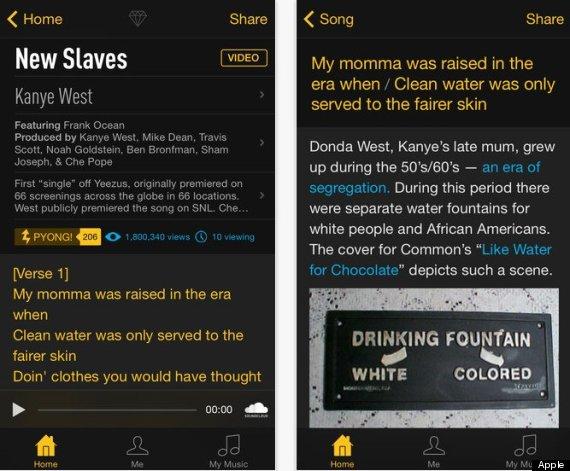 genius app
