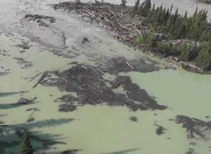 Mount Polley Tailings Pond
