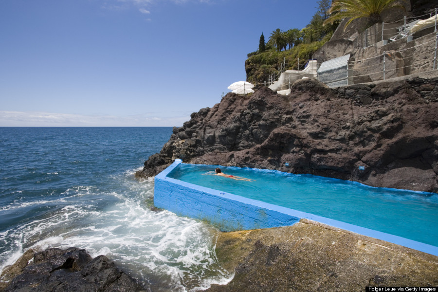 Europe S Best Island Is An All Natural Playground Called Madeira