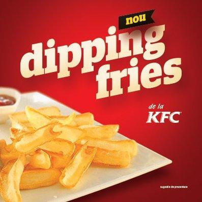 kfc dipping fries