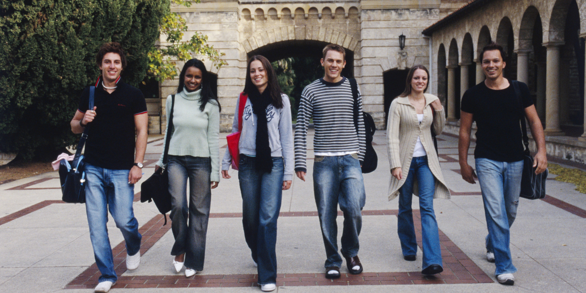 The Colleges With The Happiest Students, According To The ...