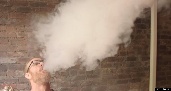 vaping competition