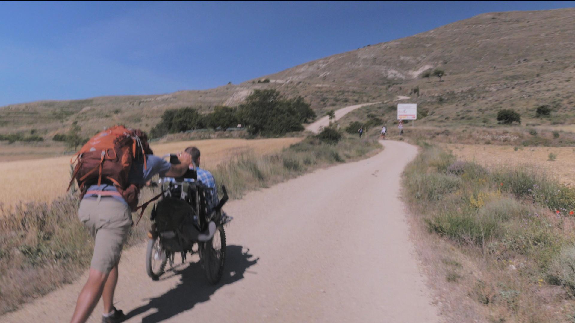 justin and patrick hike