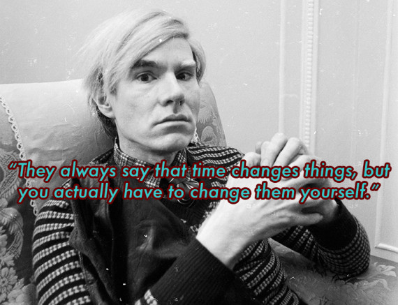 an introduction to the life of andy warhol A gathering of the best ideas around wisdom and emotional intelligence pop art was a style of modern art in the 1960's that used the imagery of mass-media were at.
