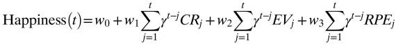 happiness equation