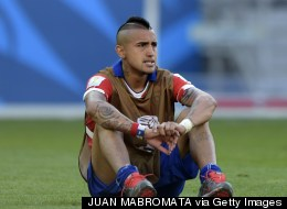 Why Are United Stalling Over A Move For Vidal?