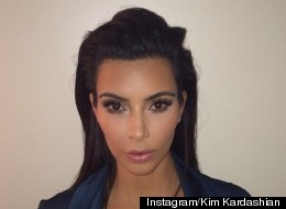 Kim K Has The Most Flattering Passport Photo Ever