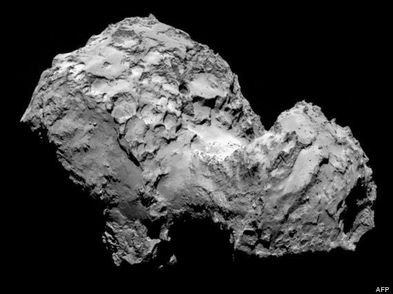 comet 67pchuryumovgerasimenko