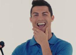 WATCH: Ronaldo Channels The Spirit Of Bill Murray For Bizarre Japanese Advert (Video)