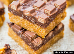 43 Ways To Get Fancy With Rice Krispies Treats
