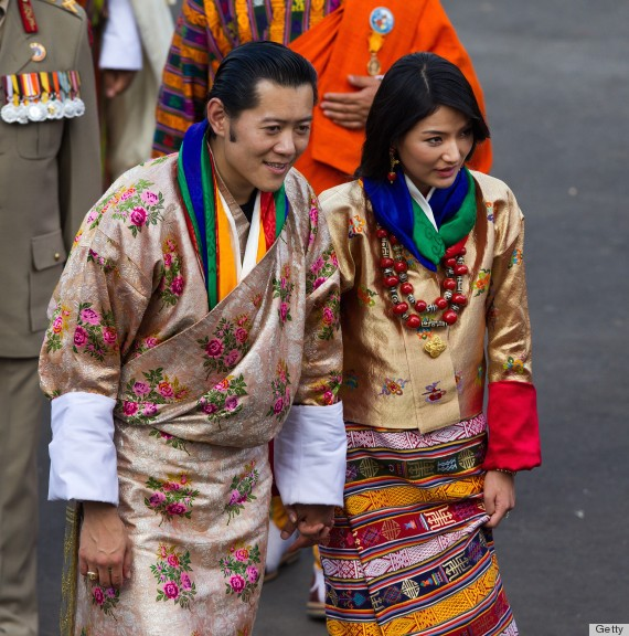 bhutan king 3
