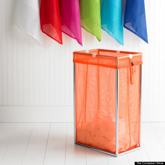 mesh laundry bag