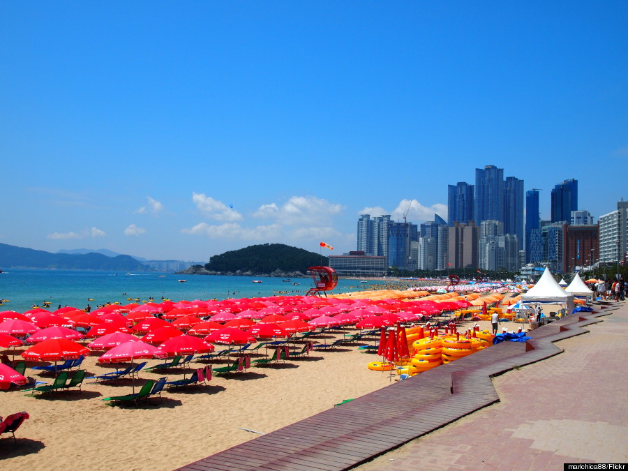 haeundae south korea