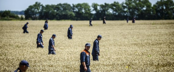MH17 BODIES SEARCH