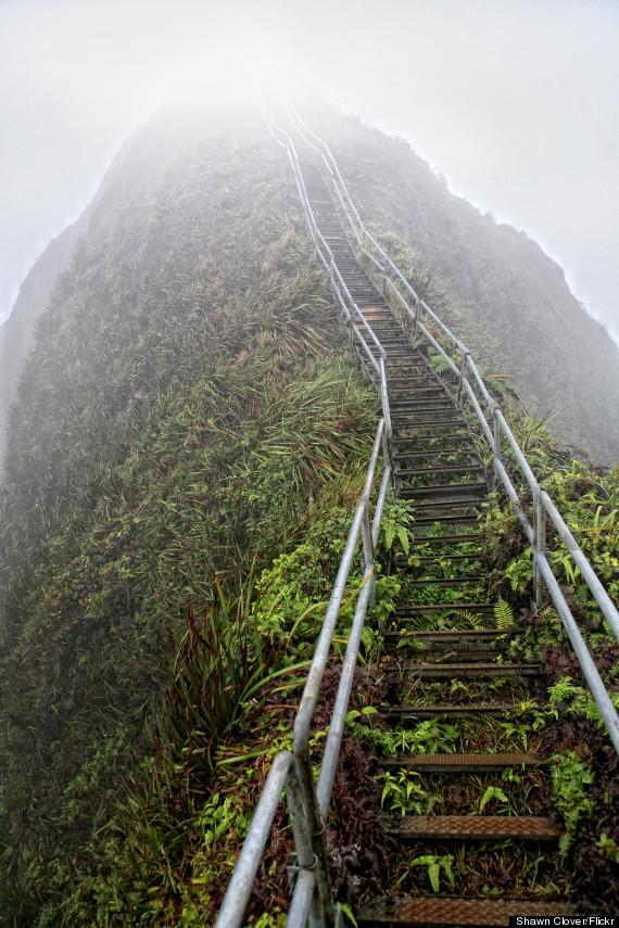 hawaii stairway to heaven