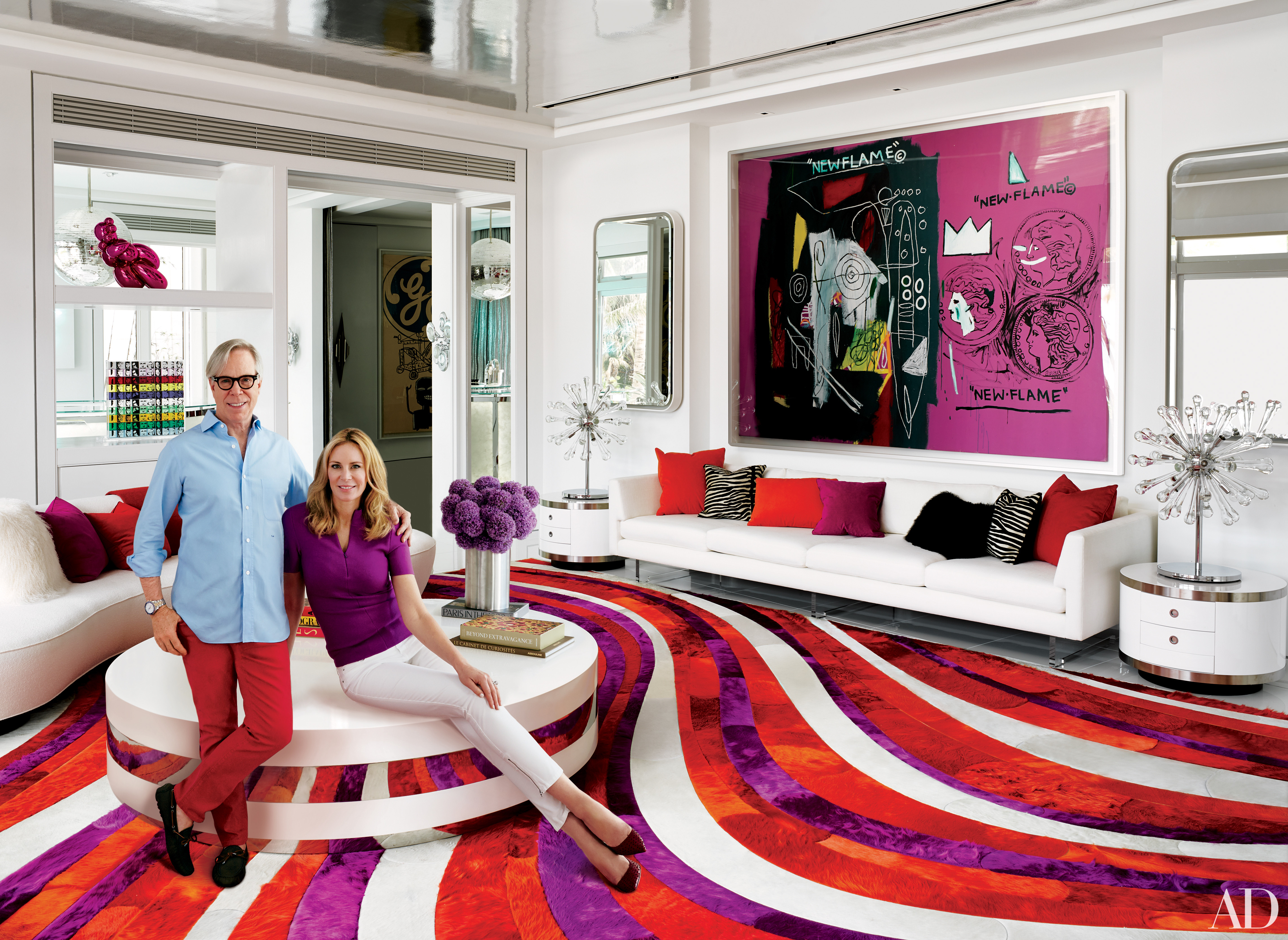 5 Ideas To Steal From Fashion Designers\' Real Life Homes | HuffPost