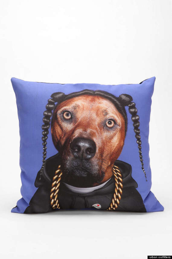 hip hop pillow