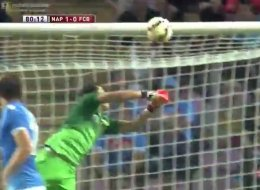 Bravo? Hardly! New Barça Keeper Drops A Howler (Video)