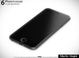 This Is Prety Much What The iPhone 6 Will Look Like